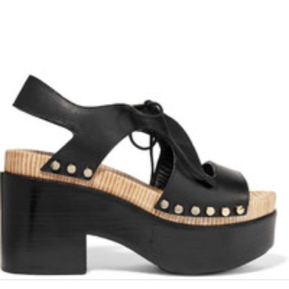 0f7744cbe276 Balenciaga shoes sold new platform sandals poshmark jpg 580x580 Balenciaga  platform